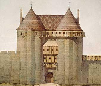 La porte narbonnaise for Porte narbonnaise